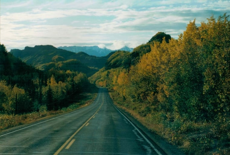 Matanuska Valley Glenn Highway