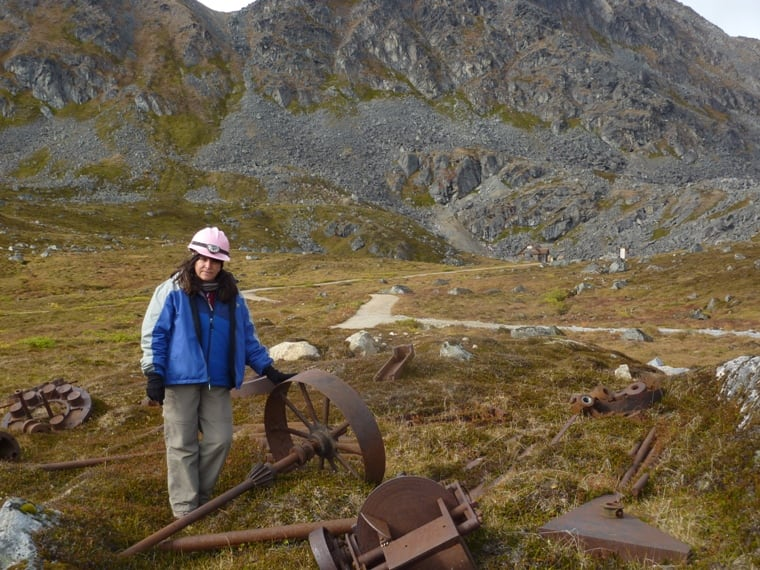 Hiking in Hatcher Pass
