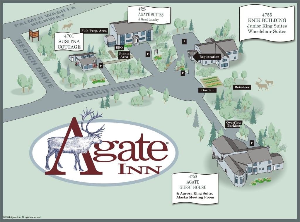 agate map address UPDATED