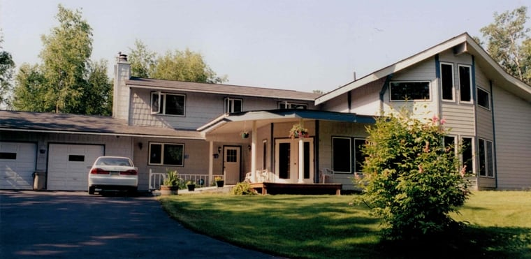 Wasilla vacation homes